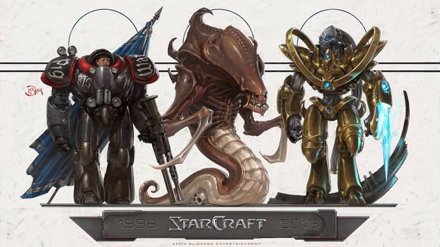 StarCraft: Nostalgia