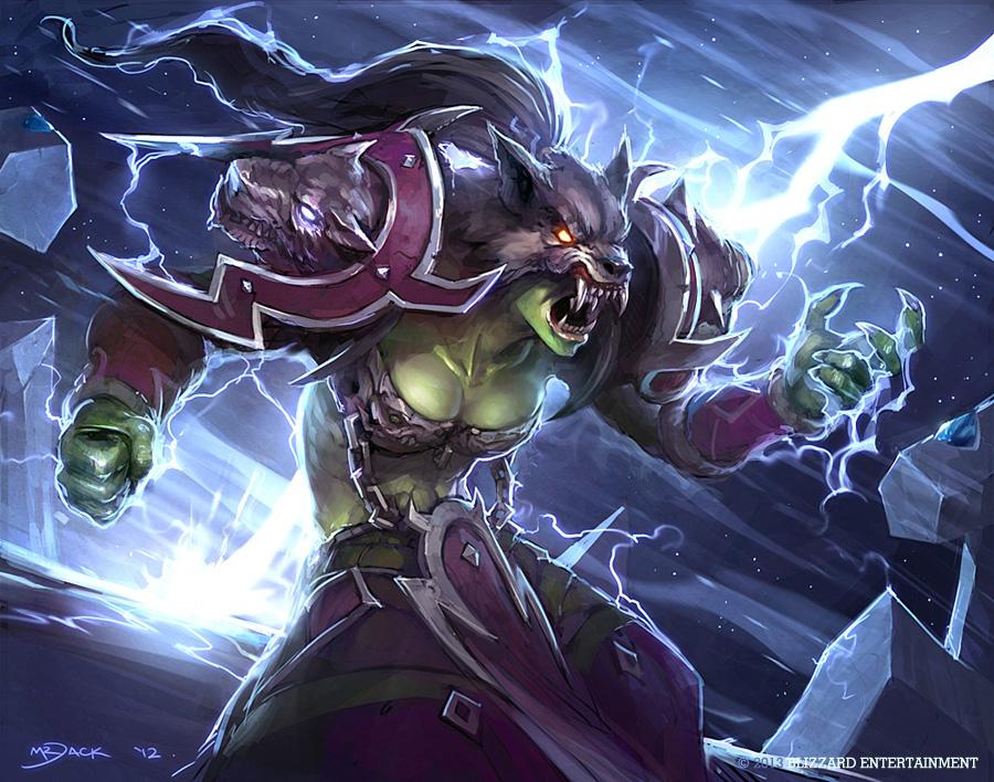 Hagara the Stormbinder by Mr--Jack