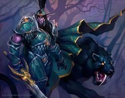 Lord Kur'talos Ravencrest by Mr--Jack