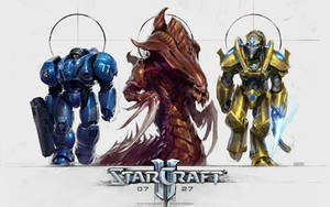 StarCraft: Trifecta by Mr--Jack