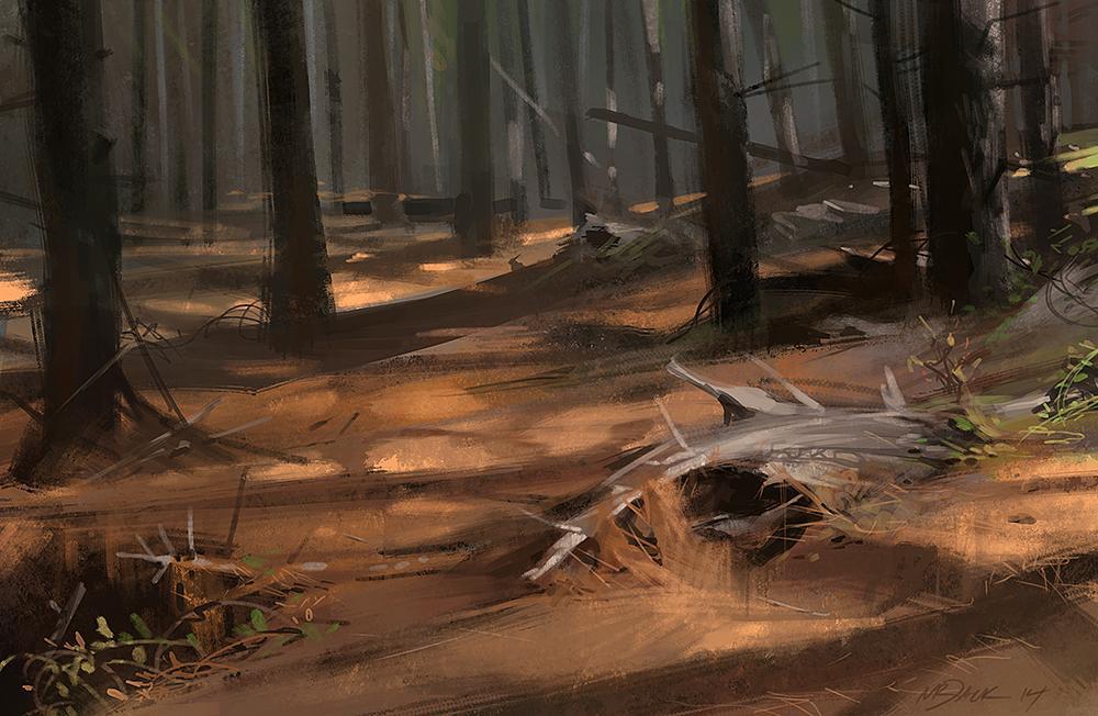 Soft Pine by Mr--Jack