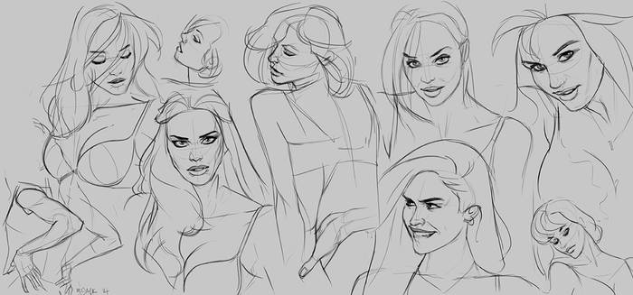 VS Sketches