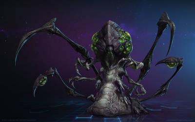 Abathur, Evolution Master by Mr--Jack