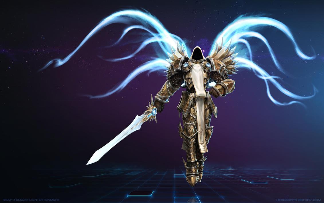 Archangel Tyrael - YouTube