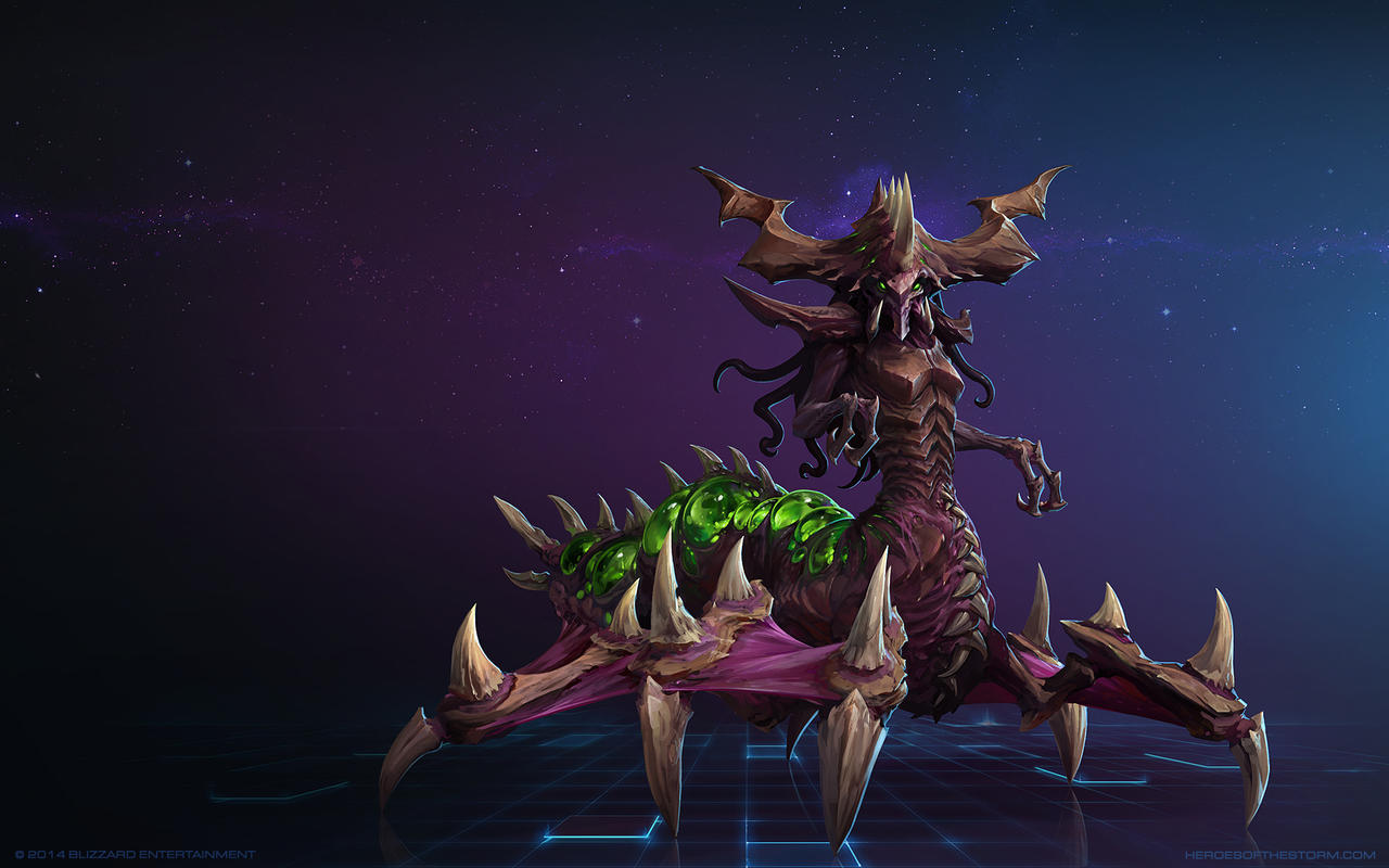 Zagara, Broodmother of the Swarm by Mr--Jack
