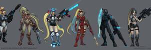 The many faces of Nova