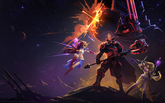 Leoric, the Space Lord by Mr--Jack