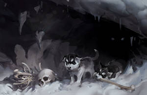 Cave of Beasts by Mr--Jack