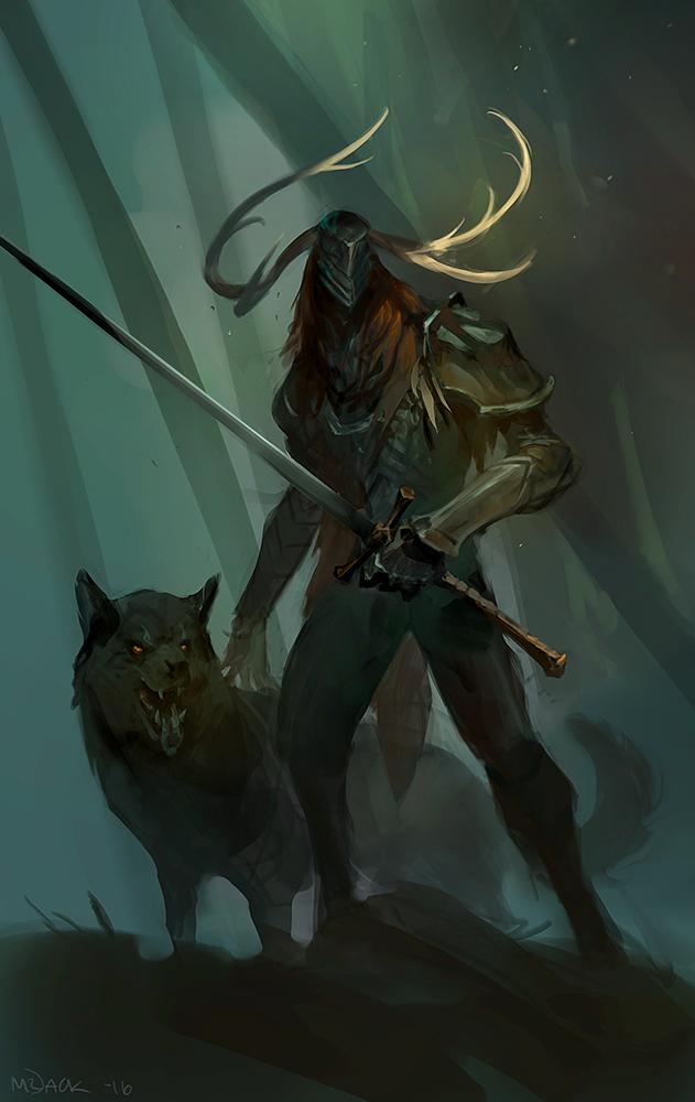 Skyrim giant tamer - 1 8