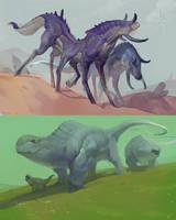 Alien Streamers by Mr--Jack