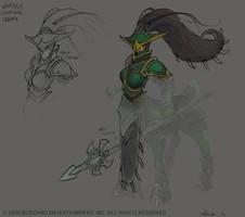 Warden Lunara