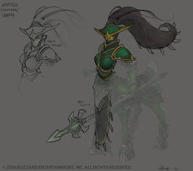 Warden Lunara by Mr--Jack