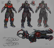 Cyberdemon Zarya