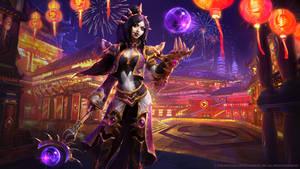 Li-Ming, Rebellious Wizard by Mr--Jack