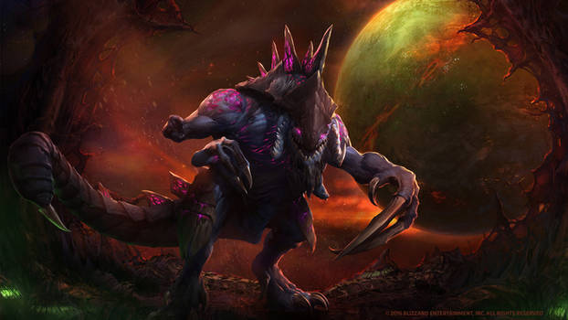 Dehaka, Primal Pack Leader