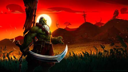 Samuro, the Blademaster