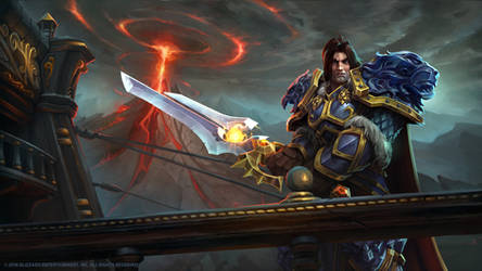 Varian, High King of the Alliance