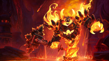 Ragnaros, the Firelord