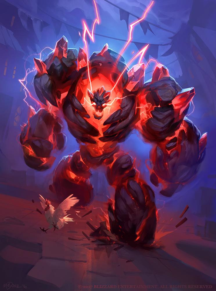 Abyssal Enforcer by Mr--Jack
