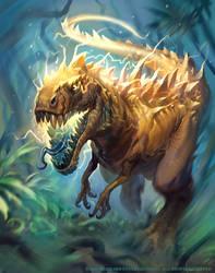 Charged Devilsaur