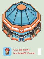 Gym Tile by mustafa505