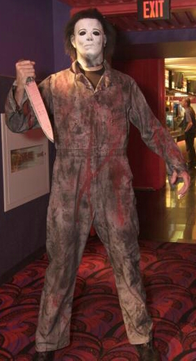 michael myers halloween costume by zoogunner