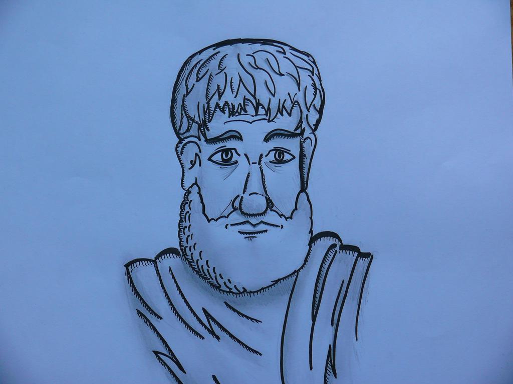 Aristotle by wytsewillem on deviantART