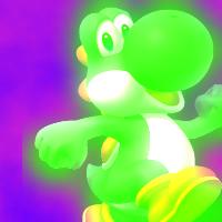 Mario GFX Pack-Yoshi Icon by iDogmud on DeviantArt