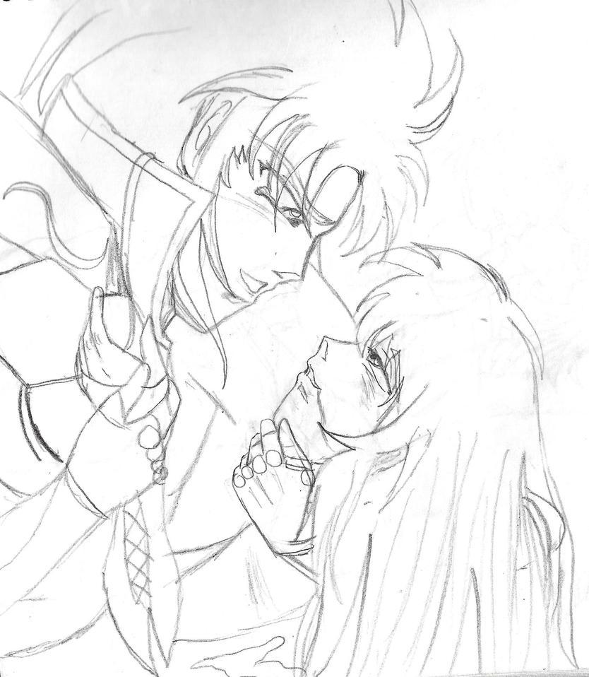 Saga y Lein by Lein-Eorin