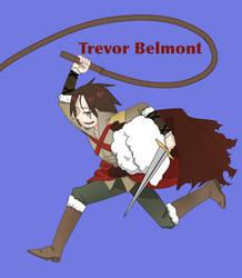 Trevor Belmont by JD41