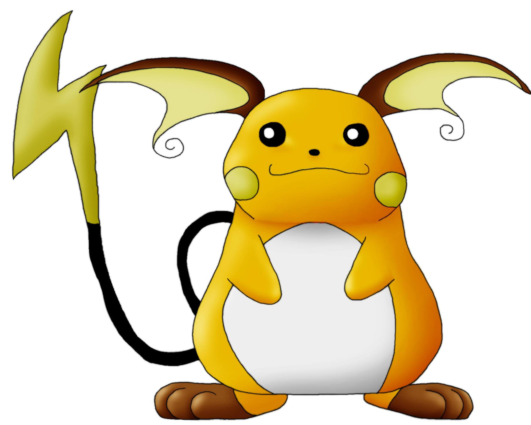 raichu pokemon pinterest