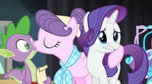 She Kissed Spike..................................