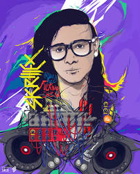 My name is Skrillex