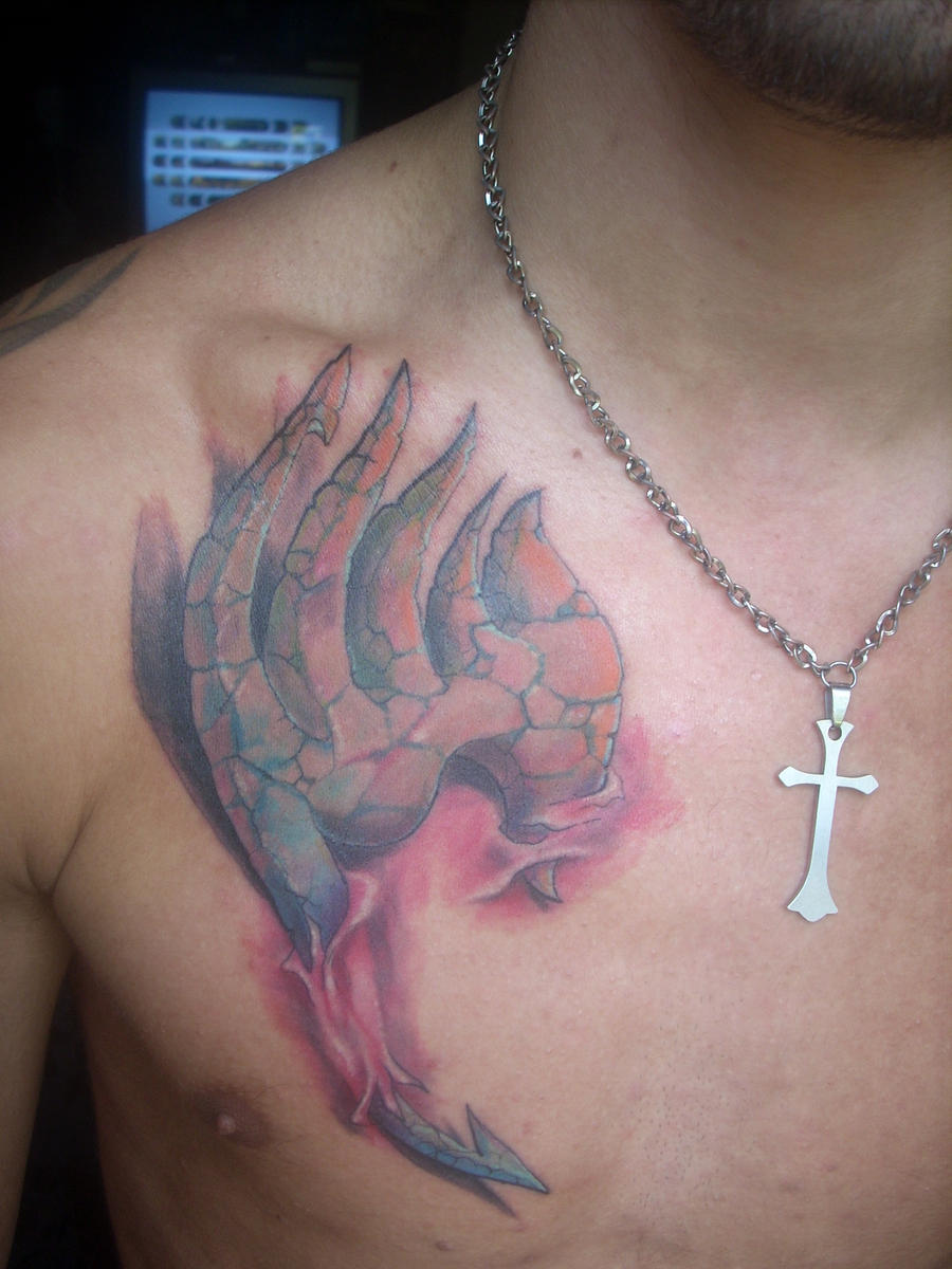 Anime tattoo forums myanimelist probably goku either that or this biocorpaavc Gallery