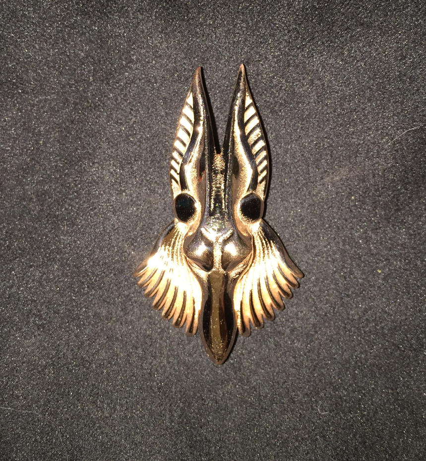 Anubis pendant new version by vargulfen on deviantart anubis pendant new version by vargulfen aloadofball Images