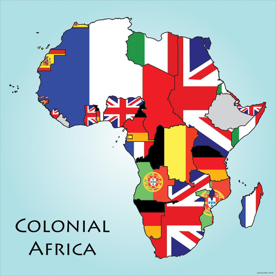 European Colonialism South Africa 120