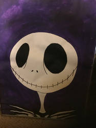 Jack Skellington Portrait by Kingdom550