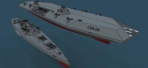 Sci-fi Carrier