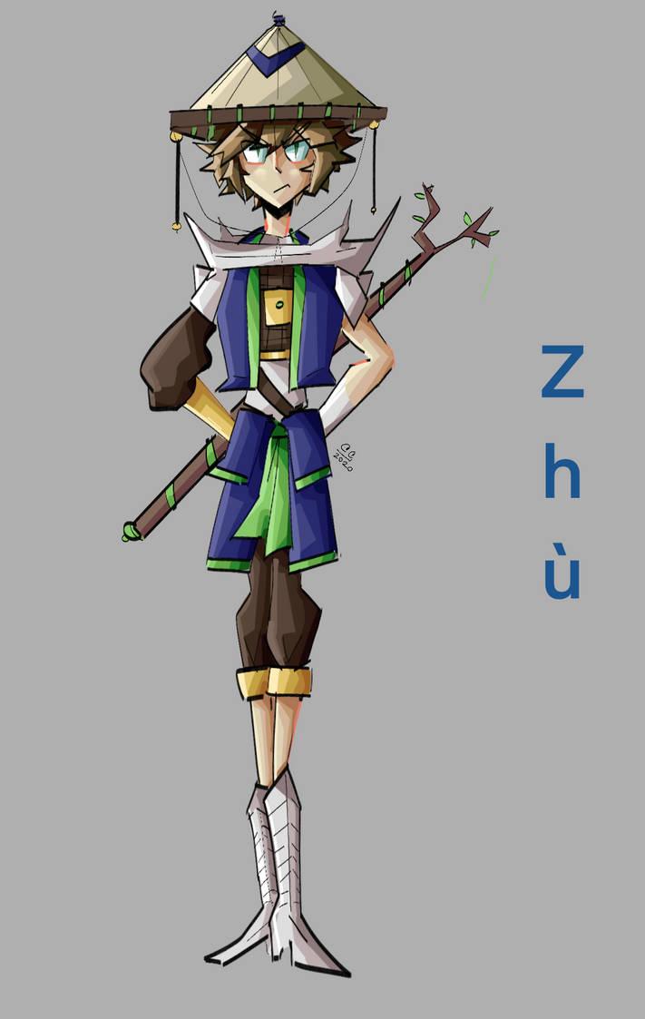 One of my Original characters, Zhu