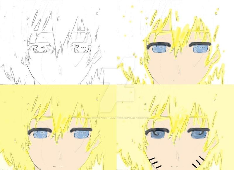 Naruto Sad Wallpaper By Cresentmoonprincess On Deviantart