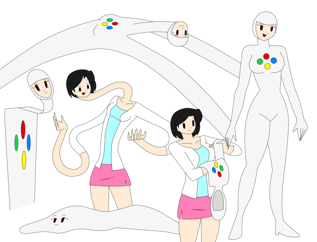Twister Woman 6 (First Days) by reallymore