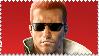 Rad Spencer ReArmed Stamp by Belmondo4447