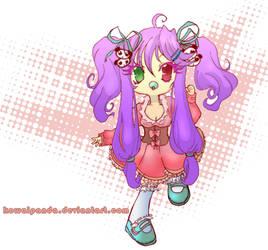 Chibi Baby Miyu Miyu