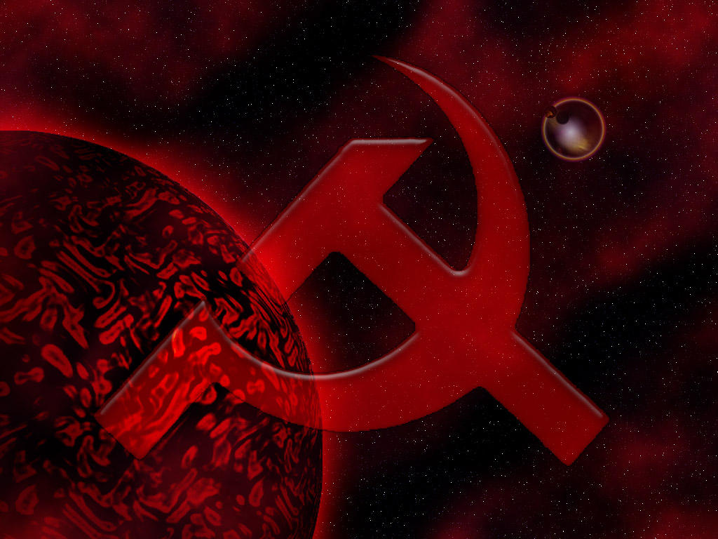 Communist Space by videlanghelo