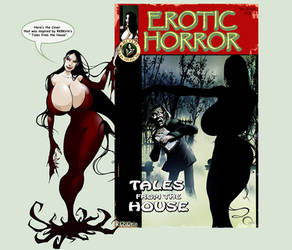Seductress Cover by O-mac