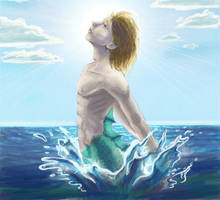 merman by blood-and-death
