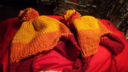 Knit Jayne Hats