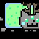 Nyan cat - Catalope by Jadeitor
