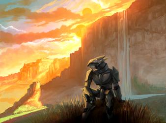 Commission - Vien by Jadeitor