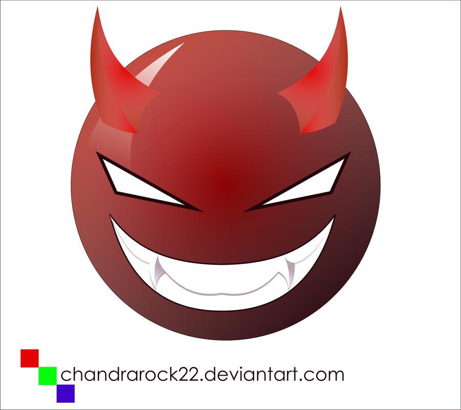 devil smiles